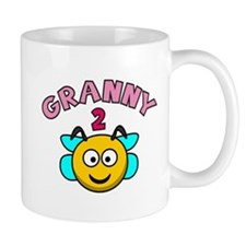 Granny 2 Bee Mug