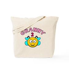 Granny 2 Bee Tote Bag
