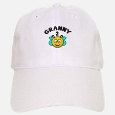 Granny 2 Bee Baseball Baseball Cap