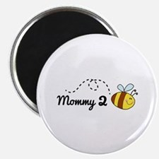 Mommy 2 Bee Magnet