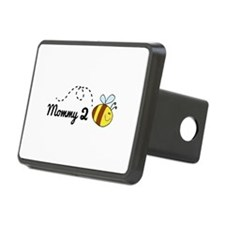Mommy 2 Bee Hitch Cover