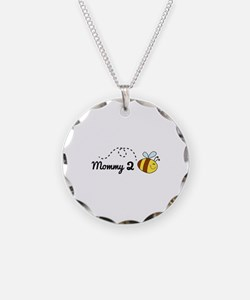 Mommy 2 Bee Necklace