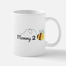 Mommy 2 Bee Small Small Mug