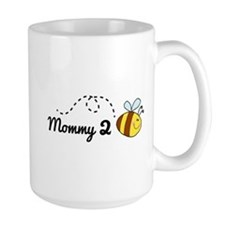 Mommy 2 Bee Mug
