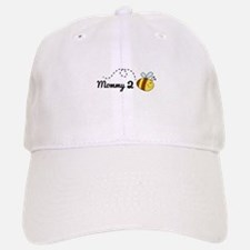 Mommy 2 Bee Baseball Baseball Cap