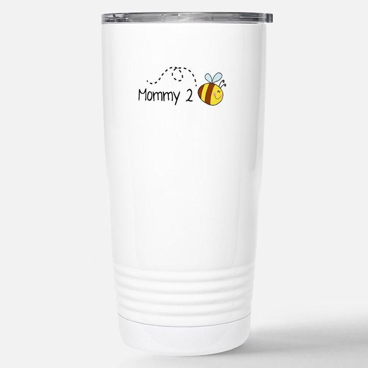 Mommy 2 Bee Travel Mug