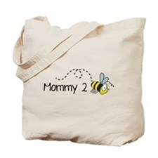 Mommy 2 Bee Tote Bag