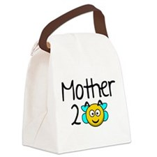 Mother 2 Bee Canvas Lunch Bag