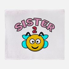 Sister 2 Bee Stadium Blanket