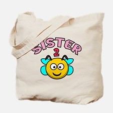 Sister 2 Bee Tote Bag