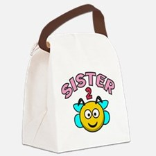 Sister 2 Bee Canvas Lunch Bag