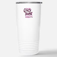 Im the Crazy Aunt Travel Mug