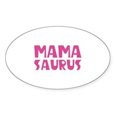 Mamasaurus Decal