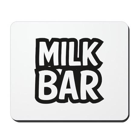 MILK BAR Mousepad