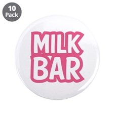 """MILK BAR 3.5"""" Button (10 pack)"""