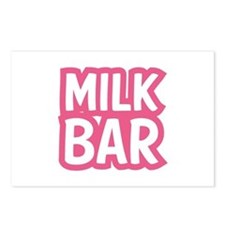 MILK BAR Postcards (Package of 8)
