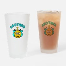 Brother 2 Bee Drinking Glass