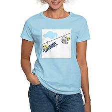 """""""Zip-Liners"""" T-Shirt"""