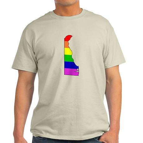 Rainbow Delaware T-Shirt