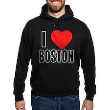 I HEART BOSTON Hoody