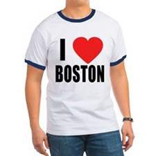 I HEART BOSTON T