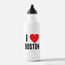 I HEART BOSTON Water Bottle