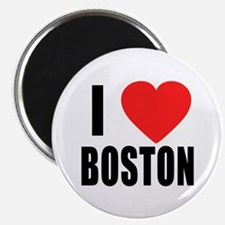 I HEART BOSTON Magnet