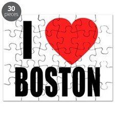 I HEART BOSTON Puzzle