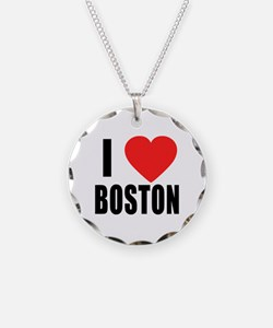 I HEART BOSTON Necklace