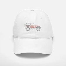 JeepWordsDesign Baseball Baseball Baseball Cap