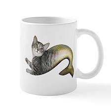 Kitten Fish Mug