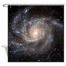 M101 Shower Curtain