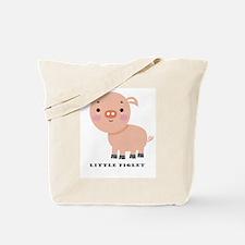 Little Piglet Tote Bag