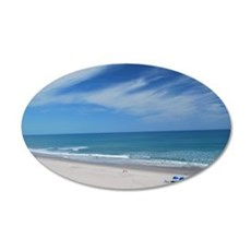 Melbourne Beach Wall Decal