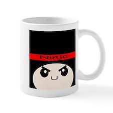 Ninja Small Mug