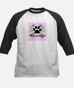 Our Pets are Our Blessings Baseball Jersey