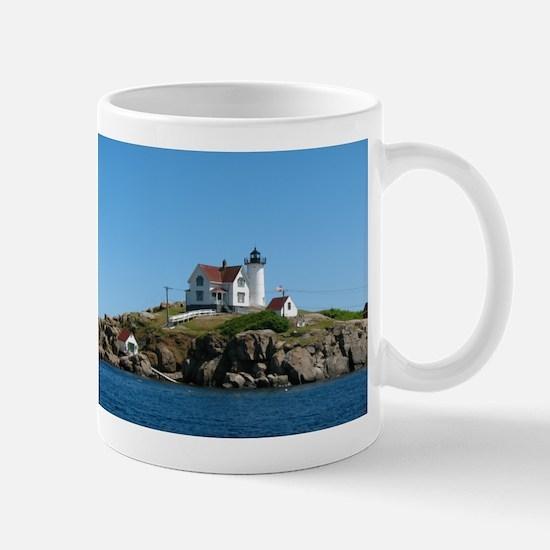 Nubble Lighthouse Mug Mugs
