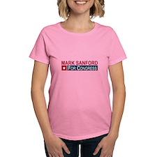 Elect Mark Sanford Tee