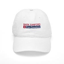 Elect Mark Sanford Baseball Cap