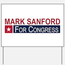 Elect Mark Sanford Yard Sign