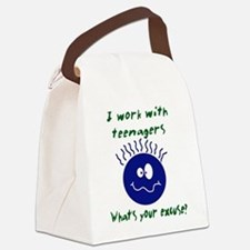 teenagers.png Canvas Lunch Bag