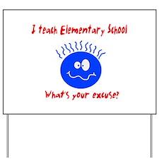 elementary school.png Yard Sign
