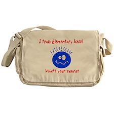 elementary school.png Messenger Bag