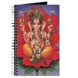 Ganesha journal Journals & Spiral Notebooks