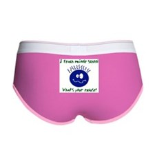 Whats your excuse? b/g Women's Boy Brief