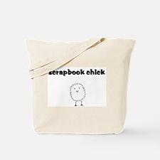 scrapbookchick.png Tote Bag