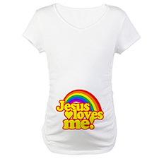 Jesus Loves Me Rainbow Shirt
