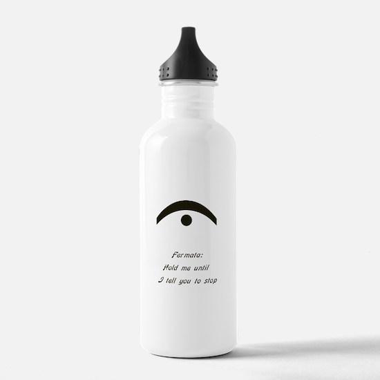 fermata.png Water Bottle