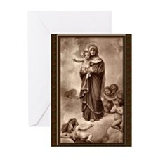 Mother and Child Greeting Cards (Pk of 10)