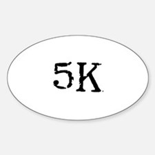 5K Decal